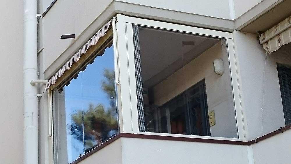 Tende Veranda Estate Inverno : Tende più tende e verande motorizzazioni veneziane cancelli di